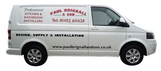 Paul Brignall and Son Kitchens Bathrooms Bedrooms Gloucester